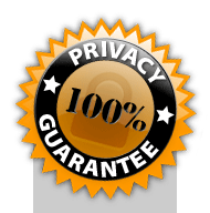 100% Privacy Guarantee